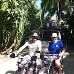 Siargao Island motorbikes