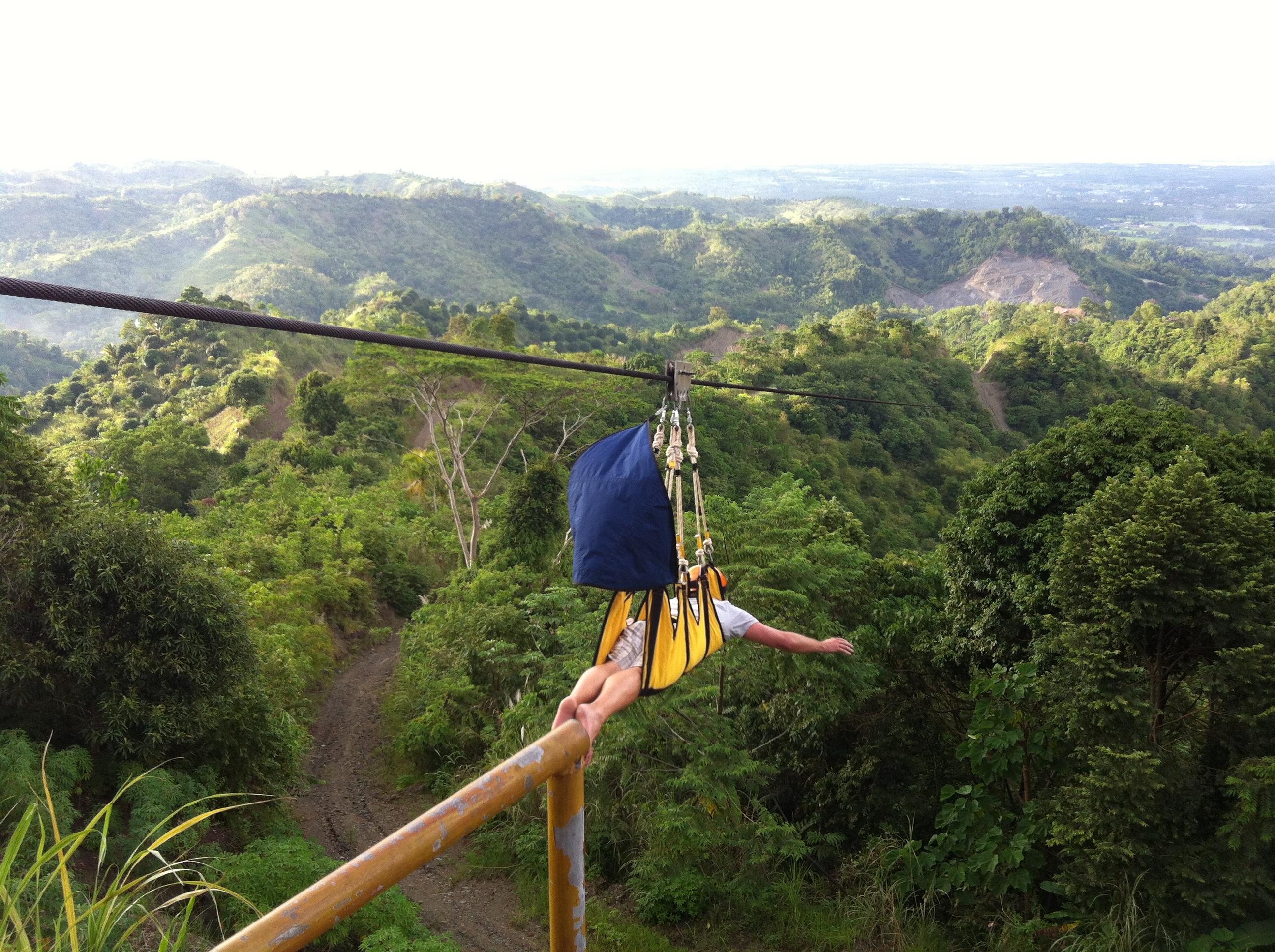 Longest Zipline In Asia