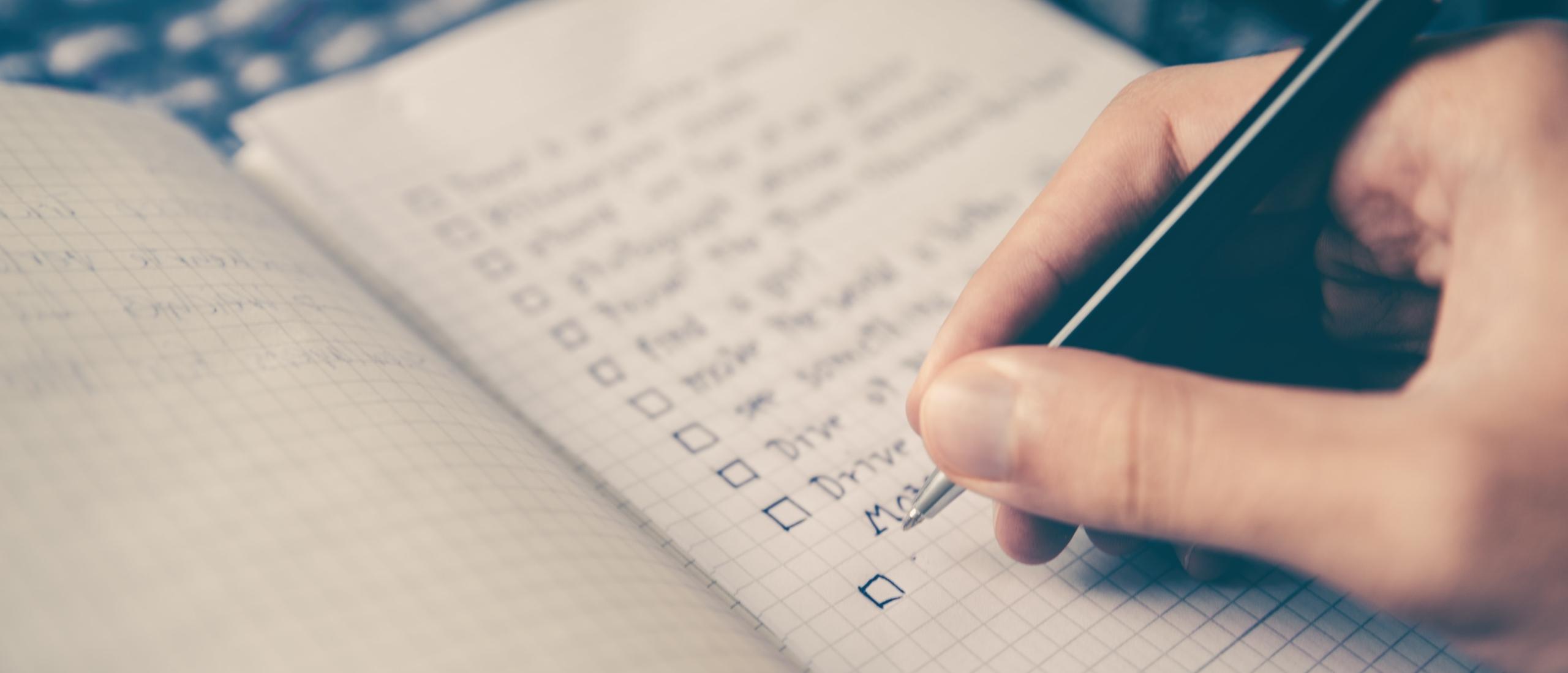 Online meetings: de checklist en template