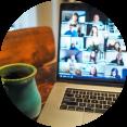 Online meetings met impact