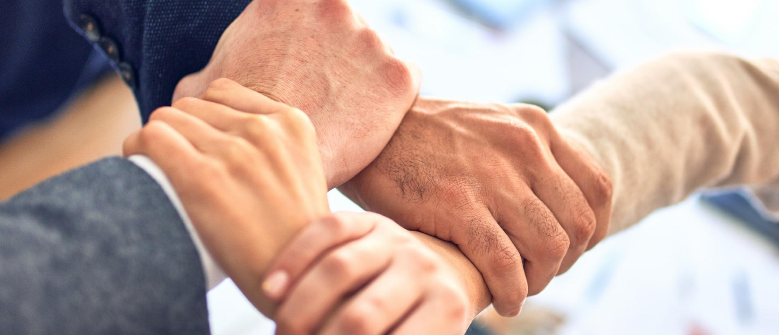 Na uitspreken wantrouwen kwam er ruimte voor vertrouwen