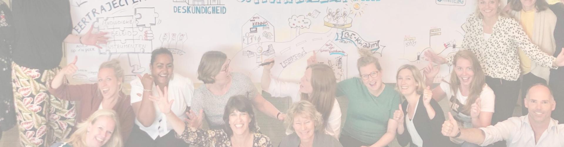 Visuele teambuilding