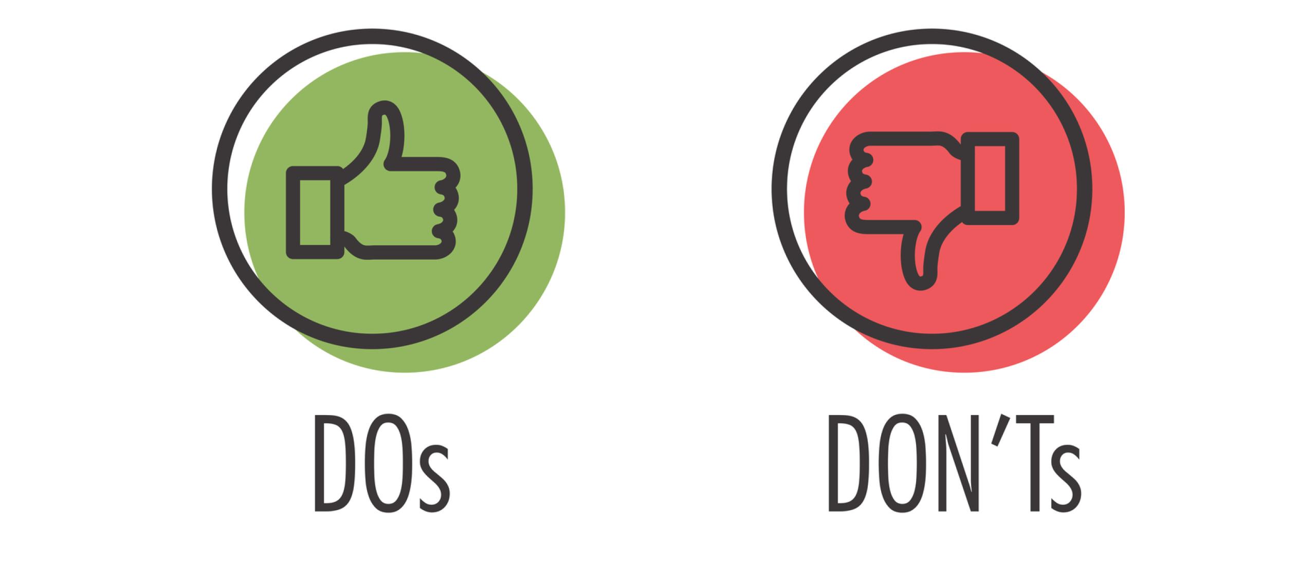Online vergaderen: do's en don'ts