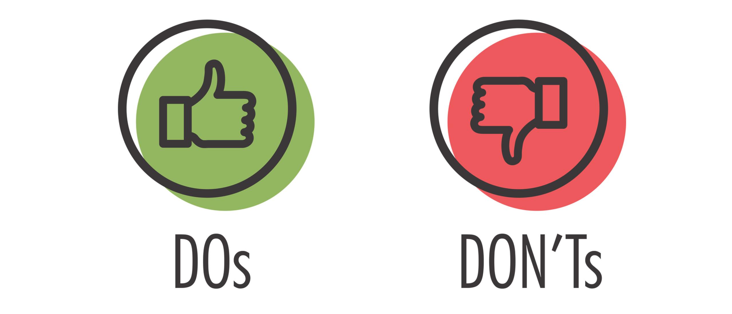 Online meetings leiden: do's en don'ts
