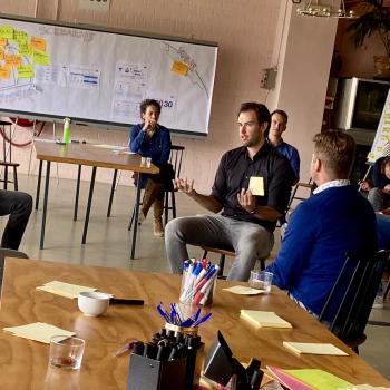Strategische conferentie - werkvorm binnen-buitenkring