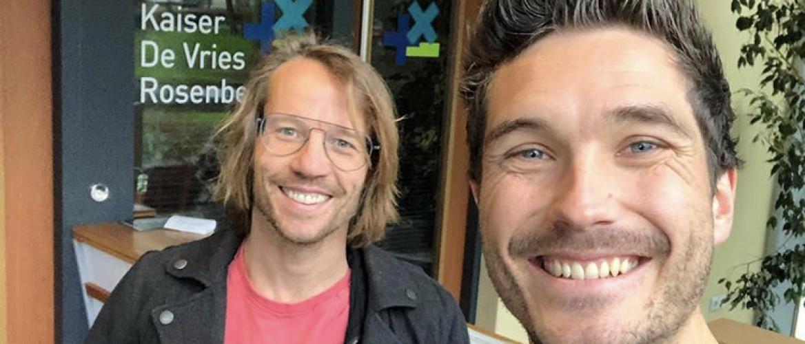 INTENS 199: Giel en Thijs over verbinding