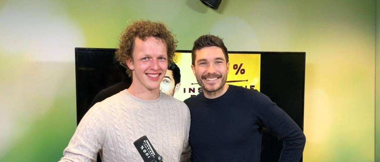 INTENS 222: Een muzikale reis door het leven van Thijs - met 'de Podcastgast' Matthijs!