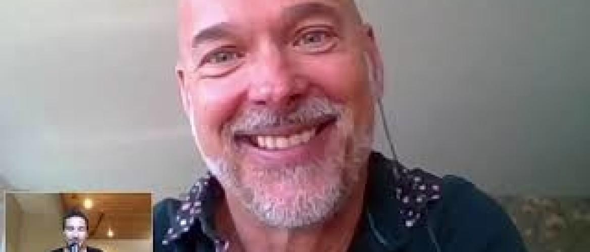 INTENS 186: Rob Kamphues over zijn stichting Groot Hart