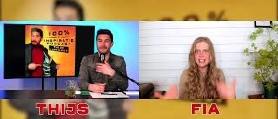 INTENS 229: How music can heal you - Fia Forsström (known as Fia)