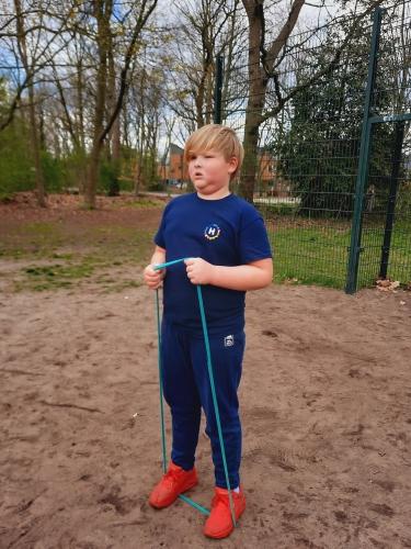 sporten met handicap