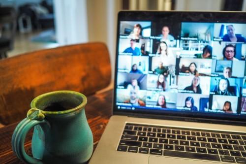 online vergaderen workshop