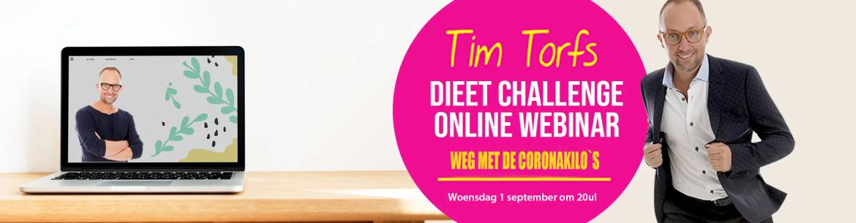 dieetchallenge webinar september