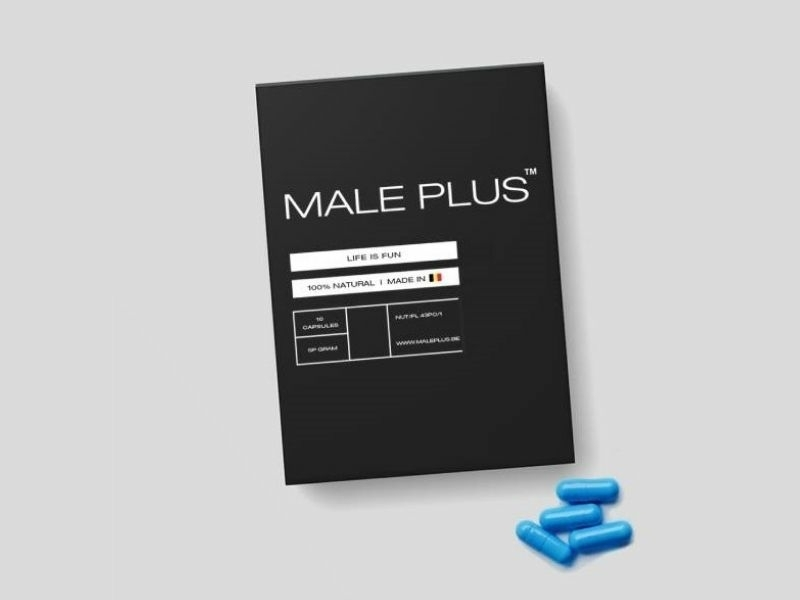 Male Plus box pills