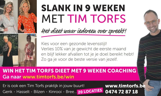 win-tim-torfs-dieet