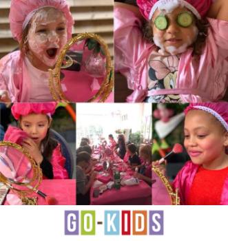 Beautyfeestje voor kinderen bij jou thuis