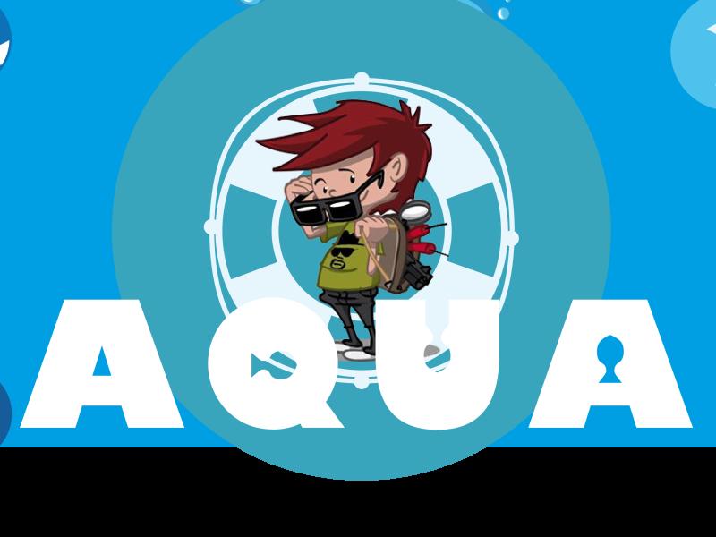 Bootcamp4kids kinderfeestje Aqua