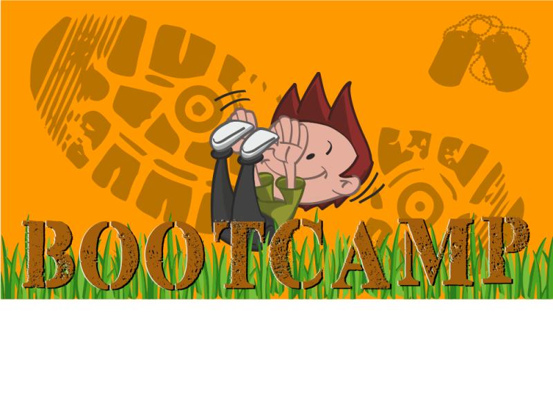 Bootcamp4kids kinderfeestje Bootcamp