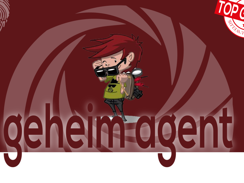 Bootcamp4kids kinderfeestje Geheim Agent