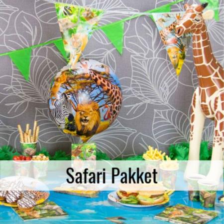 Safari Feestpakket