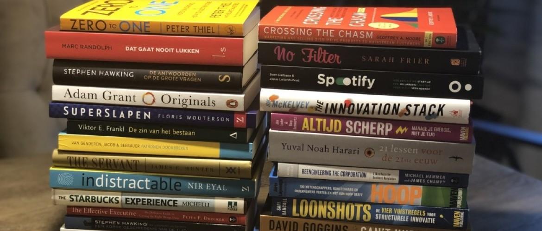 30 boeken lezen in 6 weken... Mijn inzichten uit deze challenge!