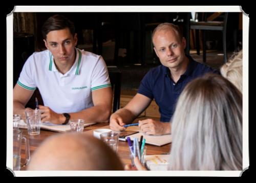 Mastermind business coaching