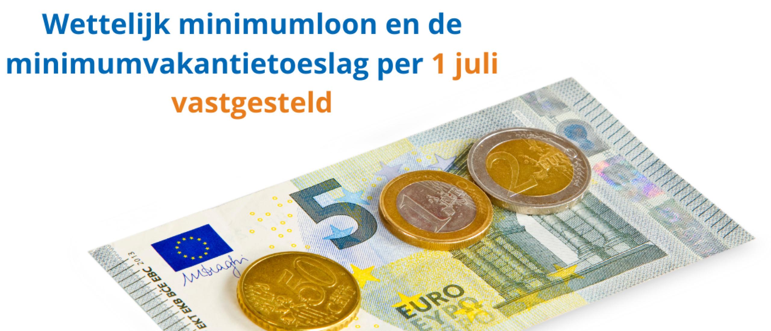 Wettelijk minimumloon