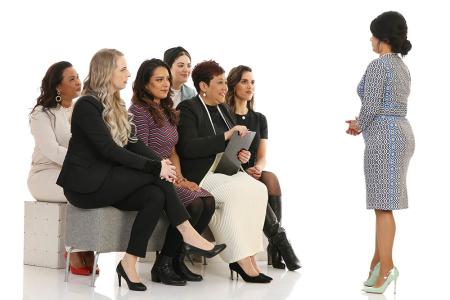 Topvrouwen Academy Groep