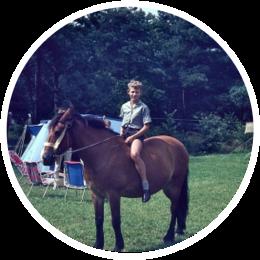 Fascinatie voor paarden