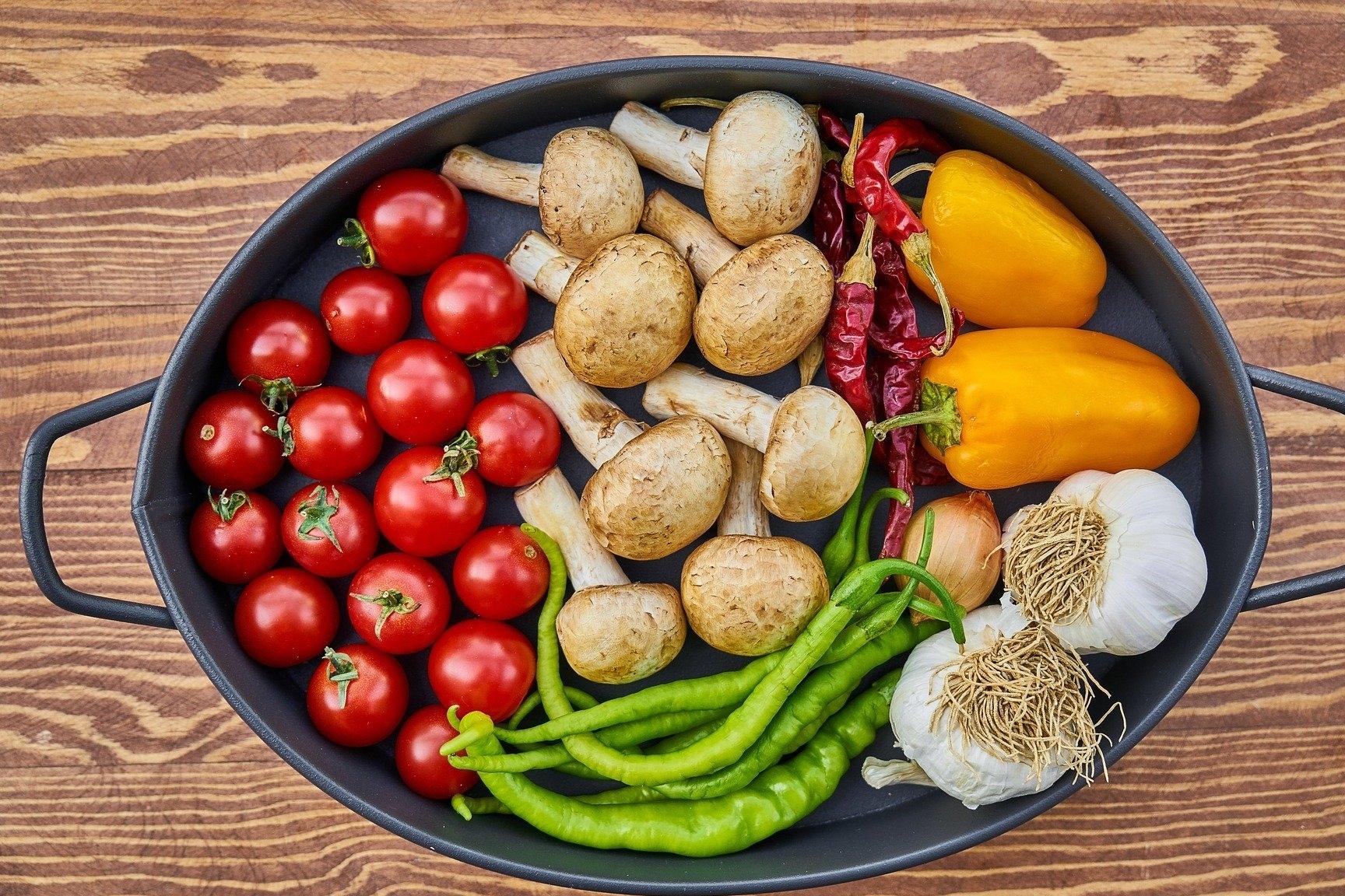 groente tools en skills