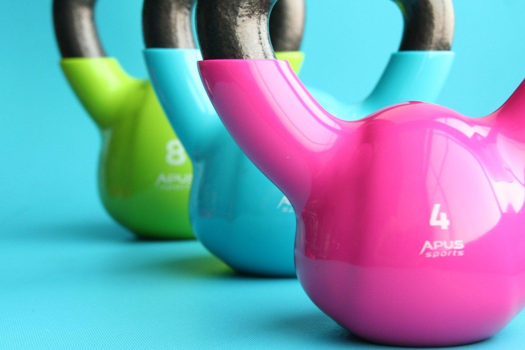 kracht, fitness en leefstijl