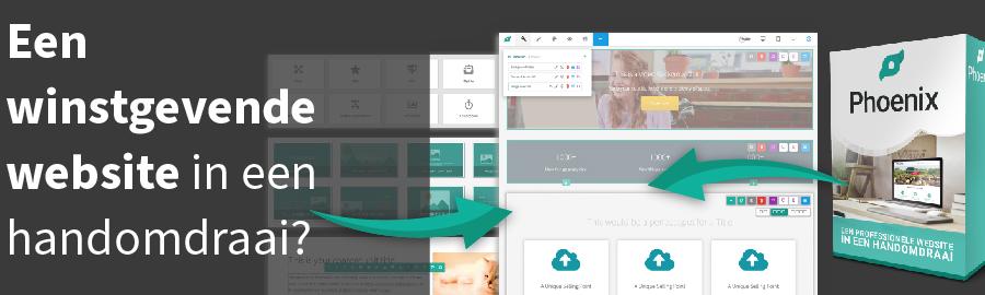 Phoenix website software