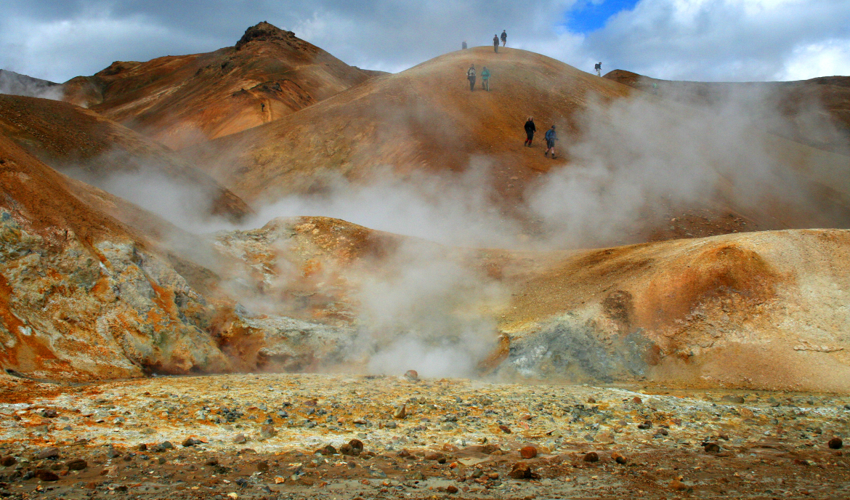 Geothermisch gebied