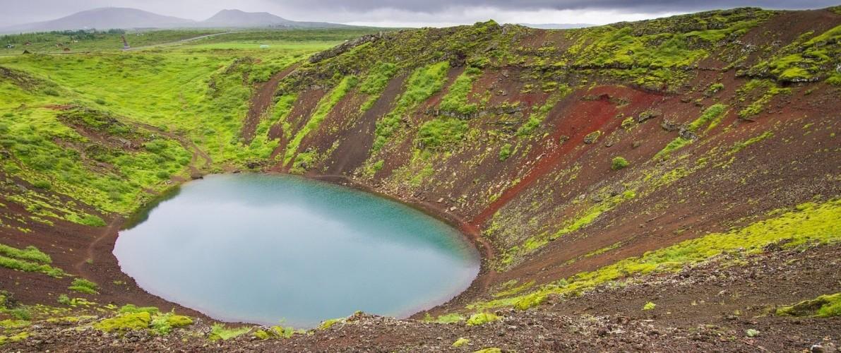Kerid of Kerio krater