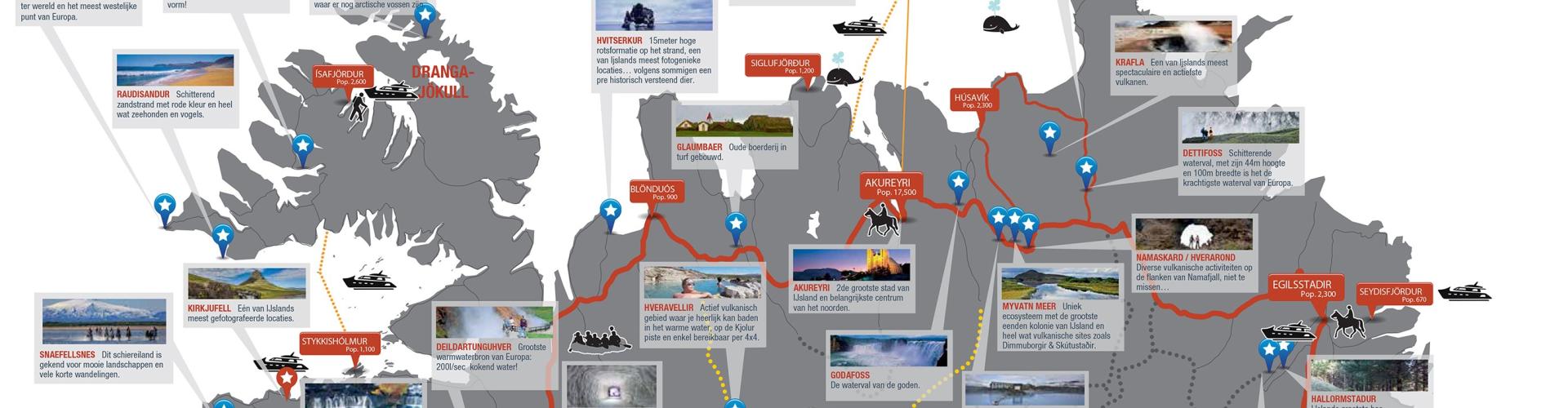 Plan uw IJsland reis