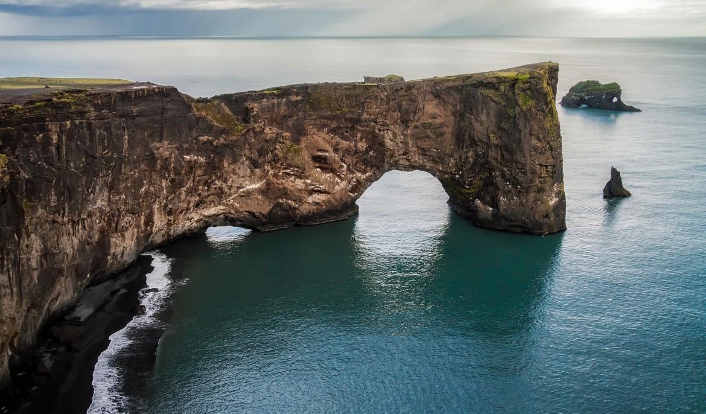 ongelofelijk mooi panoramisch zicht