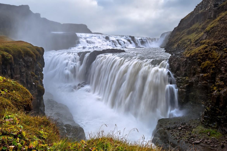 Europa's grootste waterval