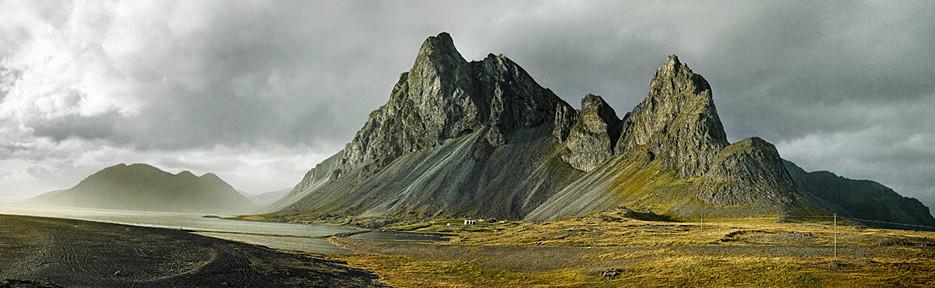 Indrukwekkende fjorden