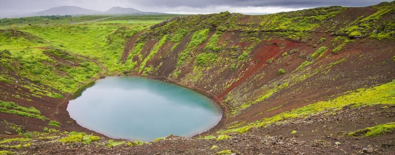 Een van de weinig betalende locaties in IJsland