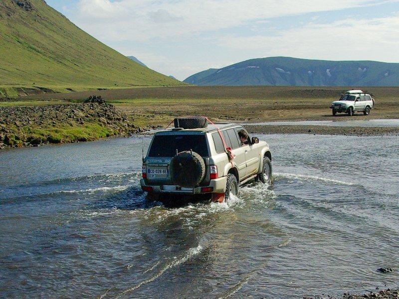 4x4 Rondreis per huurwagen IJsland Zuidkust