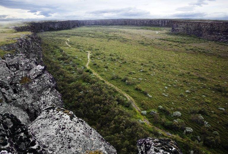 10 daagse autorondreis IJsland