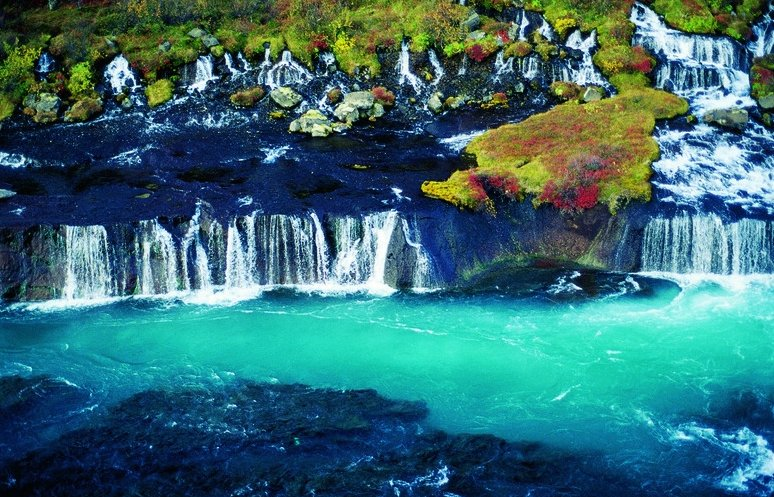 Borgarfjordur self drive IJsland