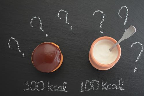 Zelf géén calorieën of punten tellen | Triathloncoach.nl