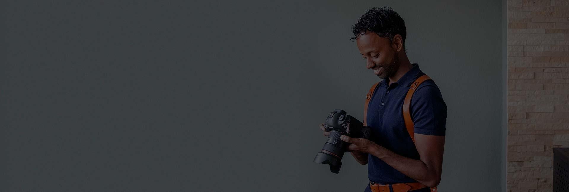 trouwfotograaf Daan - over Daan