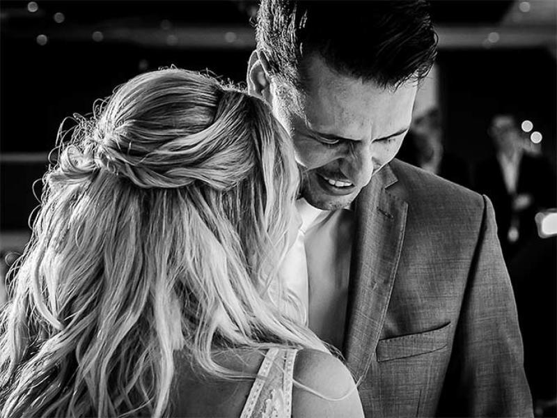 Trouwfotograaf Daan uit Zuid-Holland Bruidegom