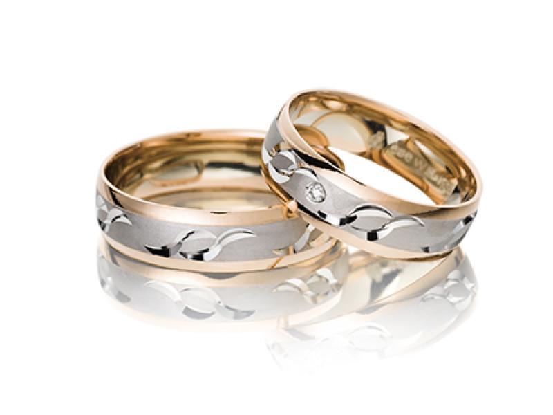 rose gouden trouwring kopen