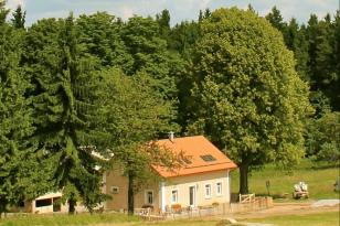 Vakantiehuis Dum u Lesa in Milire Tsjechie