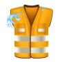 Bedrijfskleding huren- Waterafstotende kleding van Textiel Services Rijnmond