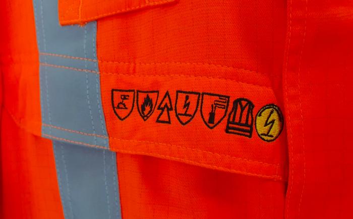 Bedrijfskleding wassen: Normeringen van veiligheidskleding wordt behouden