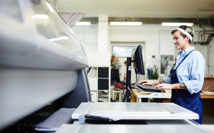 Kleding laten bedrukken? Textiel Services Rijnmond staat voor je klaar