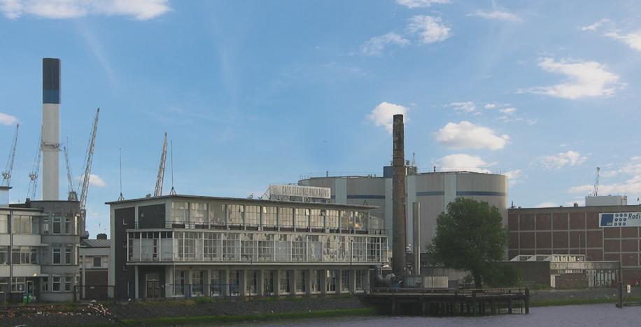 Schur Flexibles Group is gevestigd in hartje Rotterdam